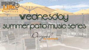 Wednesday summer patio music series